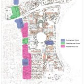 Commercial Centre Plan Map