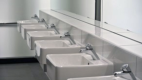 Toilet/washrooms amenities (example)